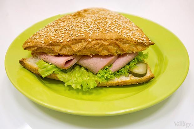 «Баварский сэндвич» — 20 гривен. Изображение № 12.