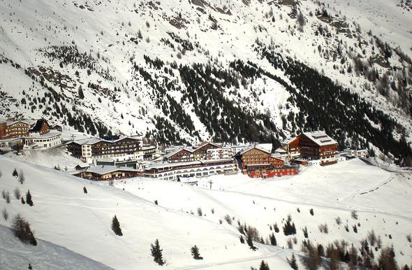 Изображение 10. Soelden. Альпийская Ибица.. Изображение № 6.