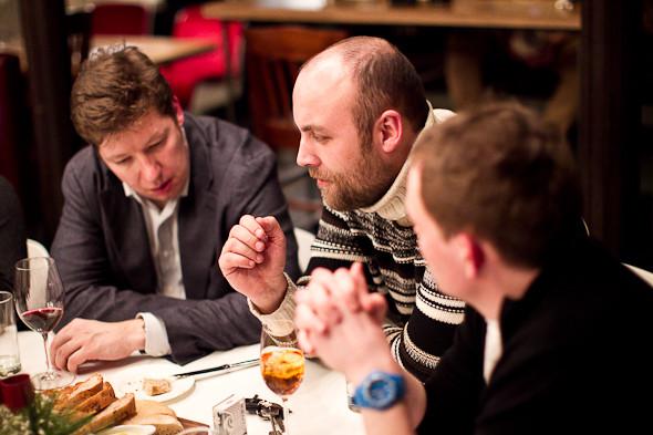 Разговоры на ужине: Гражданские инициативы. Изображение № 31.
