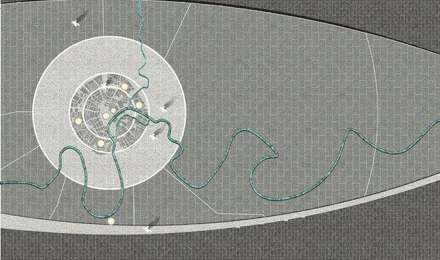 Смотровая площадка наВоробьёвых горах закрывается на ремонт (обновлено). Изображение № 1.