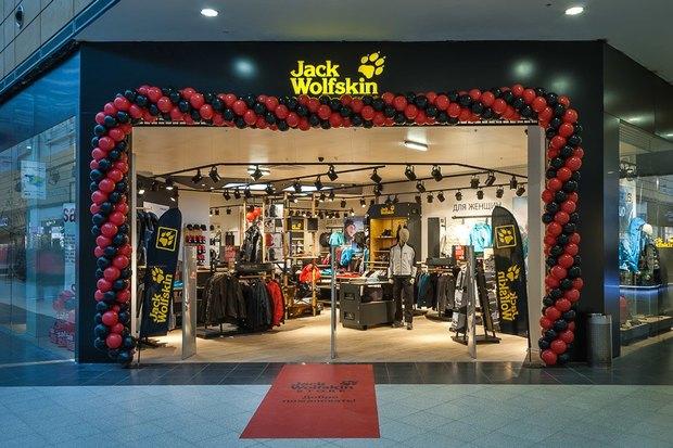 В Москве заработал первый магазин Jack Wolfskin. Изображение № 1.