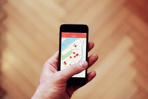 В Петербурге разработали приложение-гид по событиям войны. Изображение № 2.