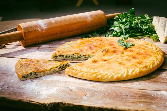 Владельцы Lucky и «Жи есть» открыли кафе «Дагестанская лавка» на Даниловском рынке. Изображение № 2.