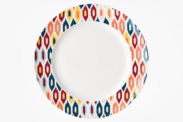 Тарелка обеденная «Шёлковые нити», Rosenthal, 1 285 р.. Изображение № 23.