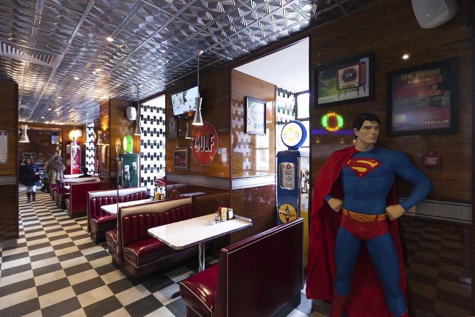 Дайнер-бар Long Island. Изображение № 2.