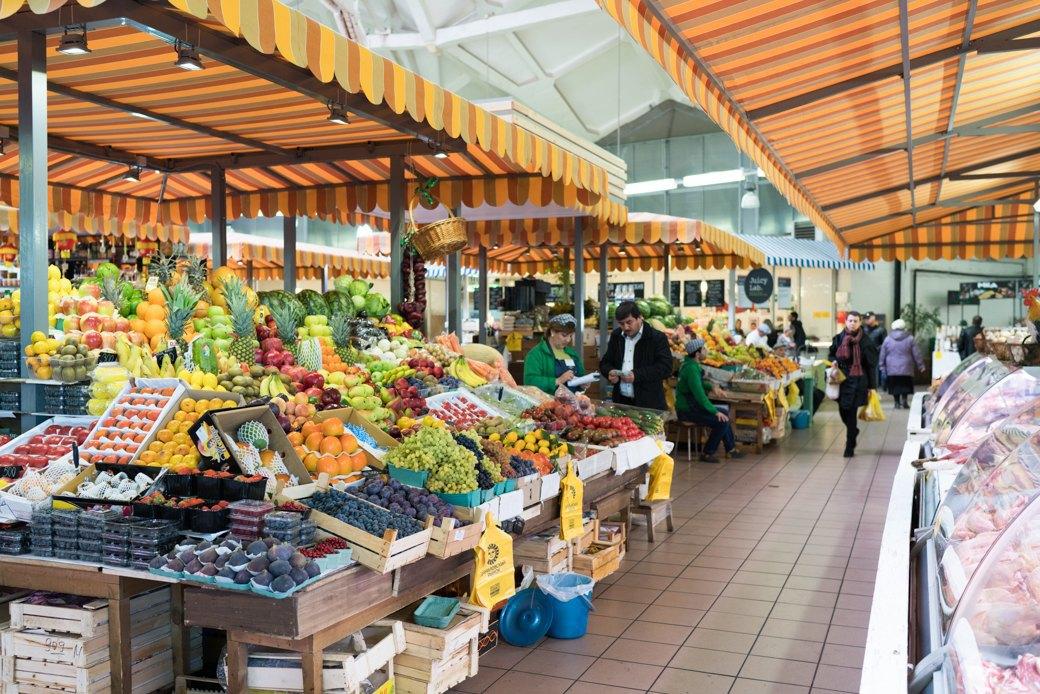 Что есть на Даниловском рынке прямо сейчас. Изображение № 2.