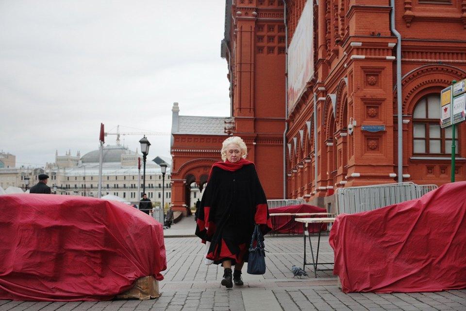 Камера наблюдения: Москва глазами Марии Плотниковой. Изображение №8.