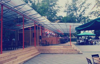 Новости ресторанов: Первый Pinkberry в центре, «Жан-Жак» в парке, киоск «Солянки» в парке Горького. Изображение № 9.
