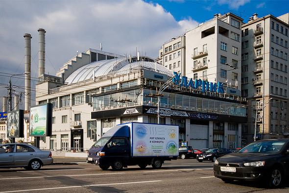 Кинотеатр «Ударник» станет концертным залом. Изображение № 1.