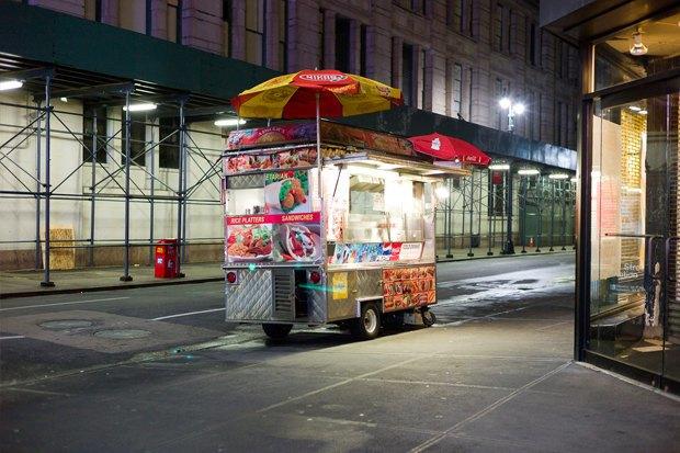 Что едят жители Нью-Йорка, Стамбула, Токио и Мадрида на улице. Изображение № 2.