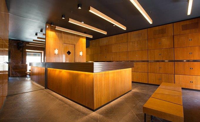 Команда FOTT открыла на Маросейке пространство с магазином, баром и кофейней. Изображение № 2.