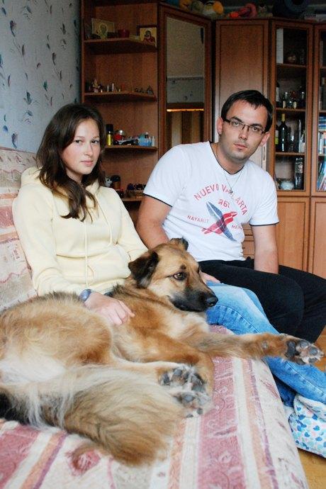 Люди в городе: Кто берёт животных из приютов. Изображение № 1.