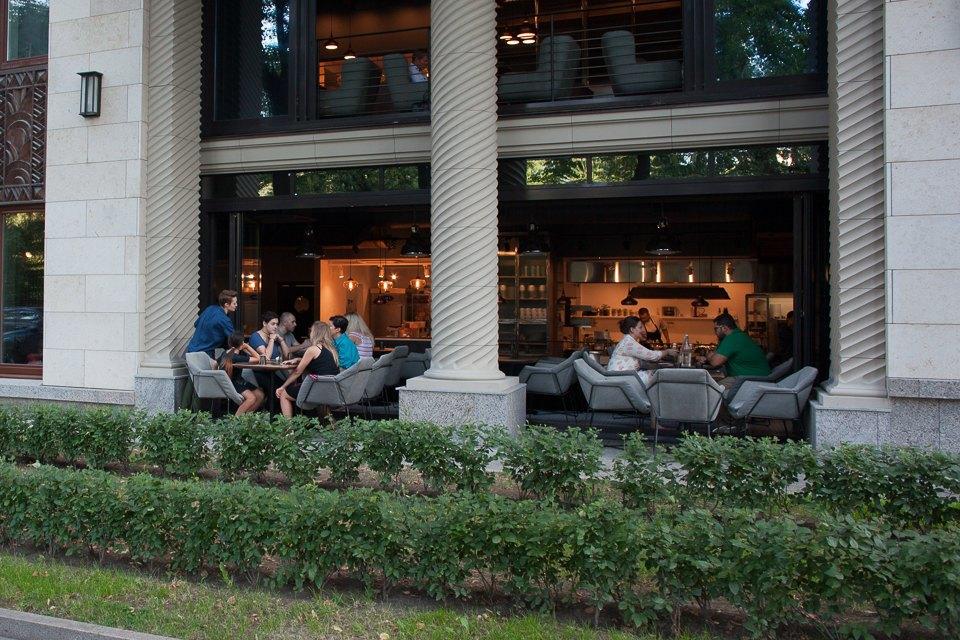 Ресторан MØS. Изображение № 18.
