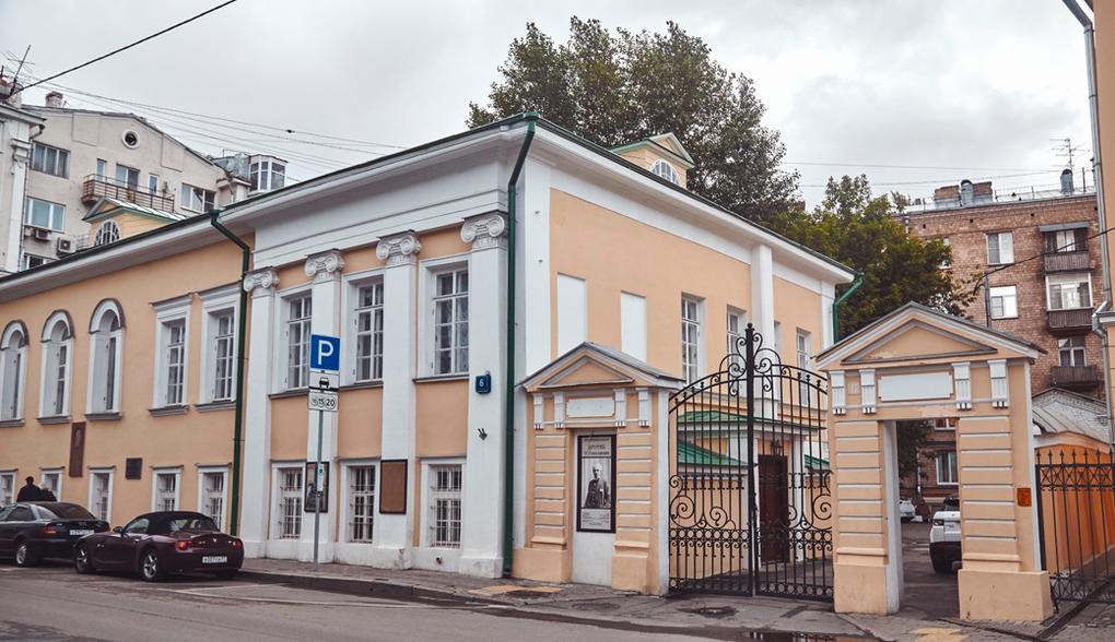 Дом-музей К. С. Станиславского, Леонтьевский пер., 6 . Изображение № 11.