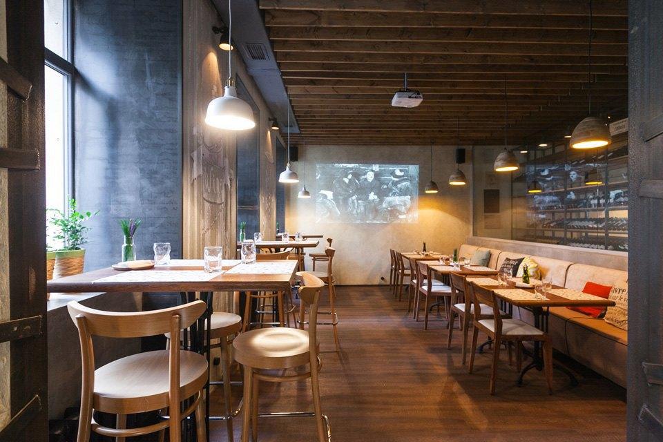 Ресторан «Можно» на Марата . Изображение № 6.