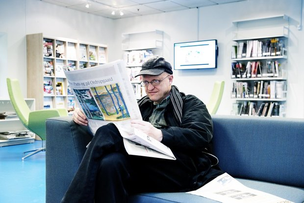 Директор датской библиотеки— отом, зачем избавляться от книг. Изображение № 6.