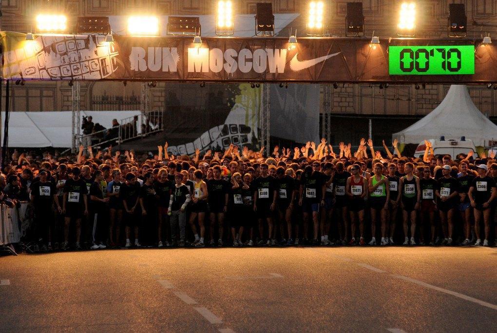 We Run Moscow 2010. Изображение № 5.