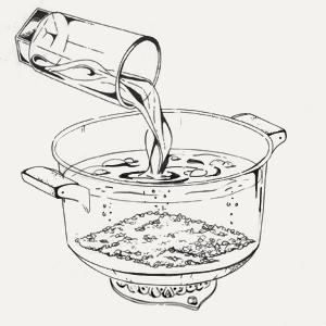 Завтраки дома: Каша изкиноа сминдальным молоком изкафе Fresh. Изображение № 4.