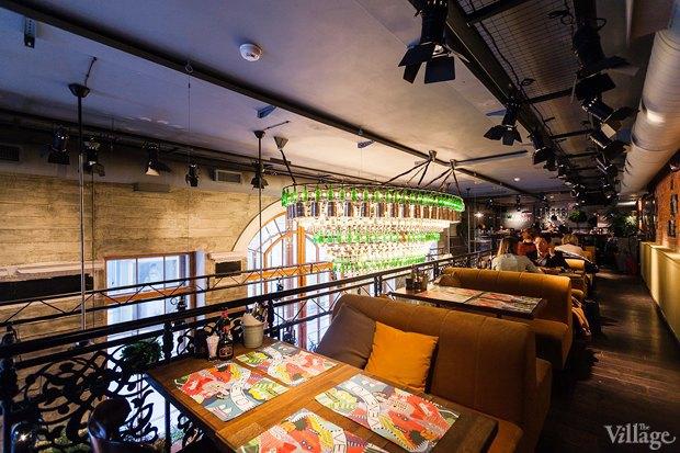 Новое место: Ресторан «Марчелли's» на Невском . Изображение № 13.