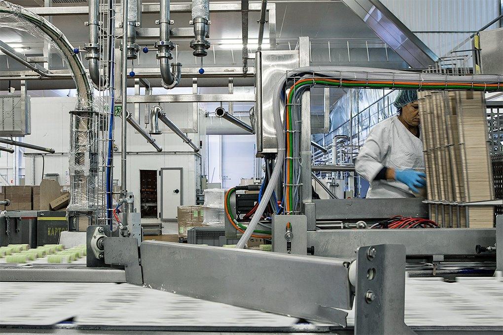 Производственный процесс: Как делают мороженое. Изображение № 22.