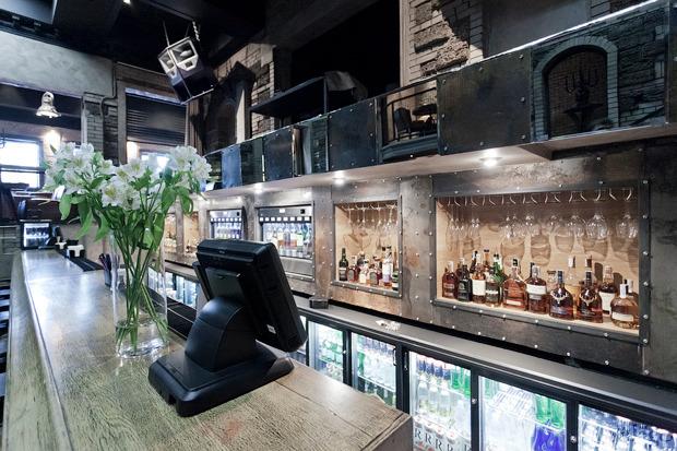 Новое место (Киев): Ресторан Pravda Bar. Зображення № 24.