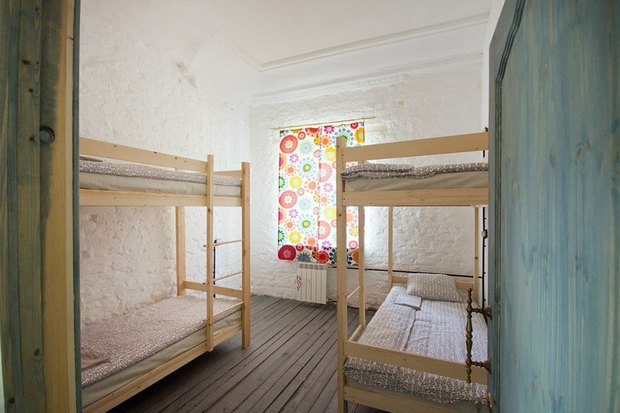 В «Четверти» открылся хостел. Изображение № 5.
