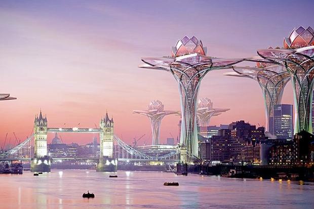 Иностранный опыт: 8 фантастических городских проектов. Изображение № 29.
