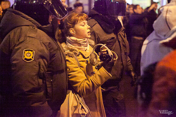 6 декабря у Гостиного Двора прошел очередной митинг. Изображение № 7.