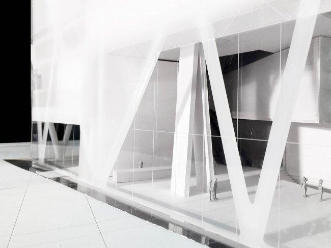 В Москве показали макет московского филиала Эрмитажа . Изображение № 3.