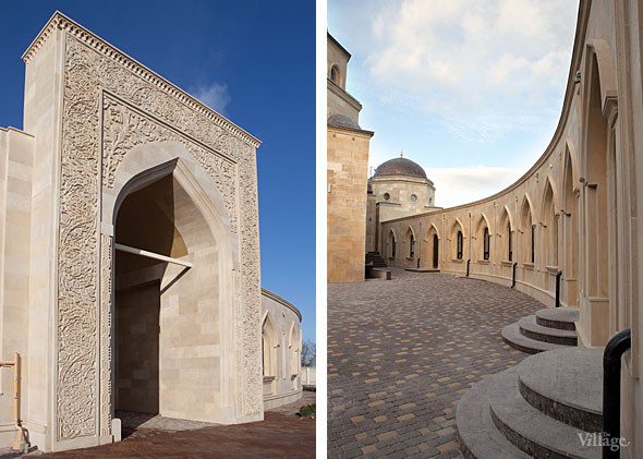 В Киеве открылась первая мечеть. Зображення № 4.
