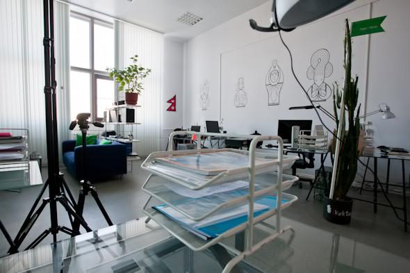 Офис недели: дизайн–студия Nimax (Петербург). Изображение № 4.