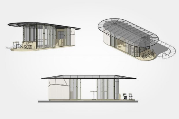 Реконструкция бульваров: Проект Wowhaus. Изображение № 10.