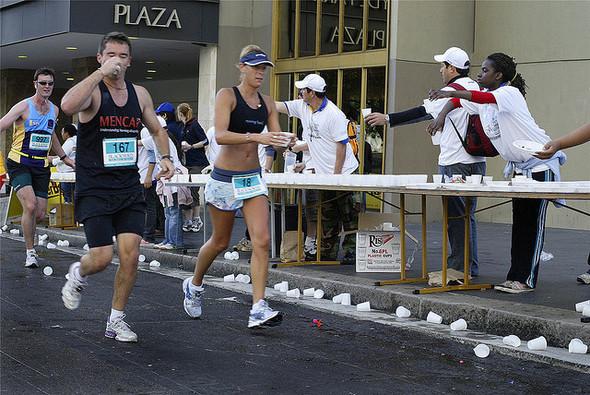 Иностранный опыт: 5 городских марафонов. Изображение № 80.