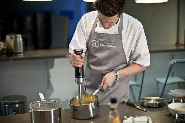 Шеф дома: Ягненок, хумус иоблепиховый десерт шефа «Стрелки». Изображение № 105.