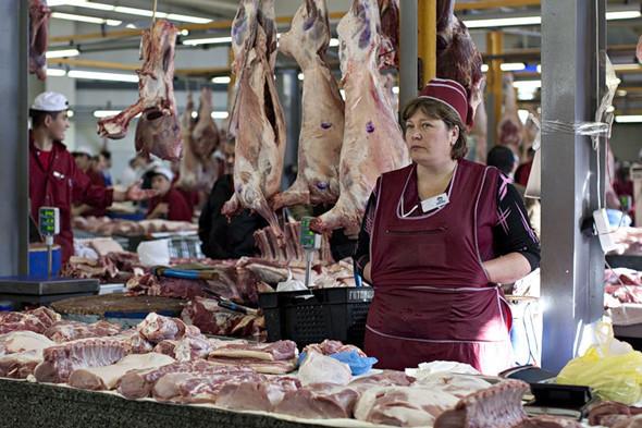 Фермерский фестиваль slow food. Фотографии Александра Тихомирова. Изображение № 32.