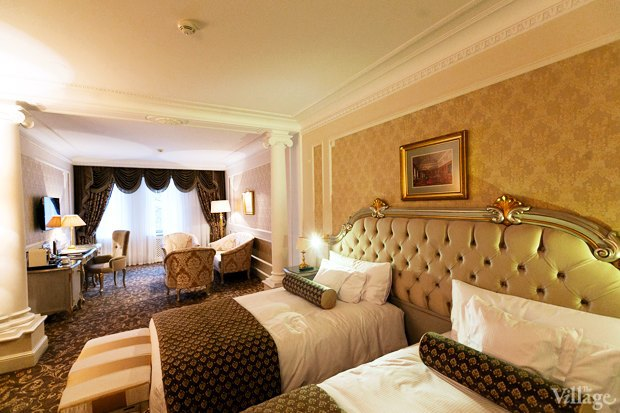 Фото дня: Как выглядит отель Государственного Эрмитажа в Петербурге. Изображение № 9.