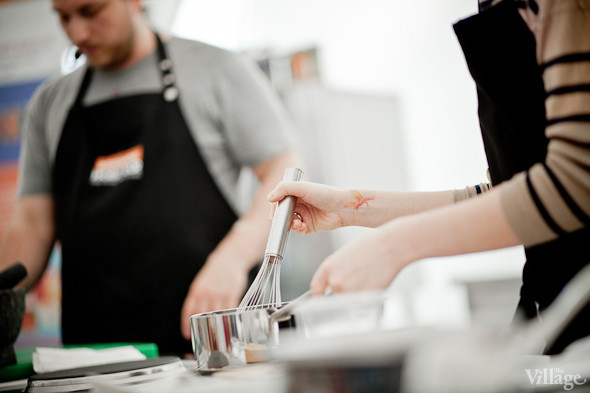Omnivore Food Festival: Иван Шишкин готовит пеммикан и черемуховые полбяные пряники. Изображение № 3.