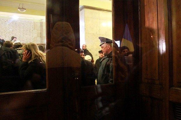 Этот день побега: Гражданское противостояние вХарькове. Изображение № 11.