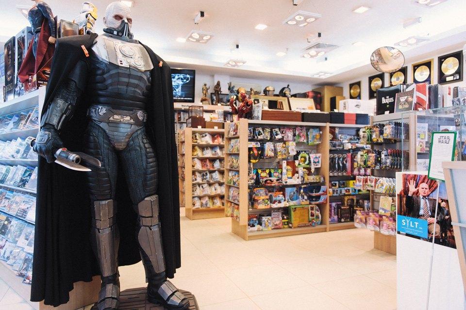 Последние музыкальные магазины— освоём будущем. Изображение № 2.