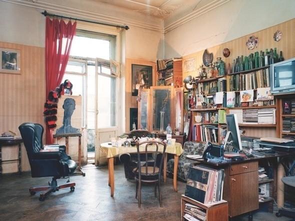 Изображение 6. В магазине Mood Swings появились обои с изображением московских квартир.. Изображение № 6.