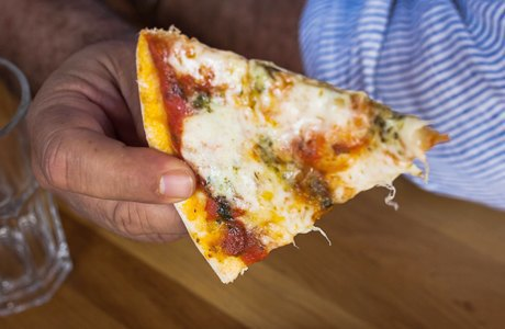 Впоисках лучшей пиццы «Маргарита» . Изображение № 15.