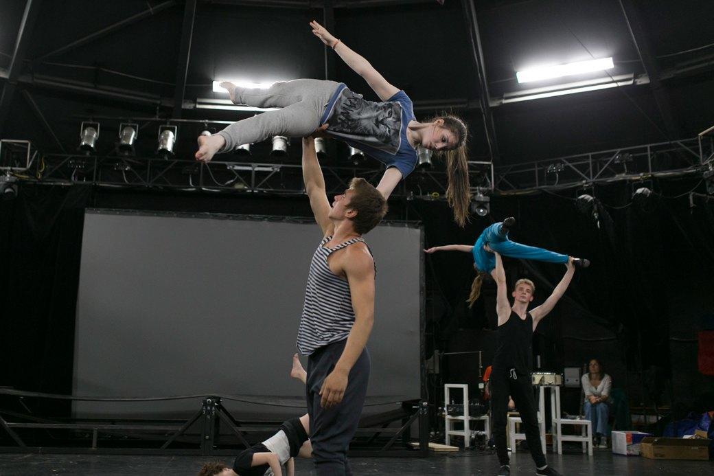 15 лет «Упсала-цирку»: Как трудные подростки становятся цирковыми артистами. Изображение № 1.