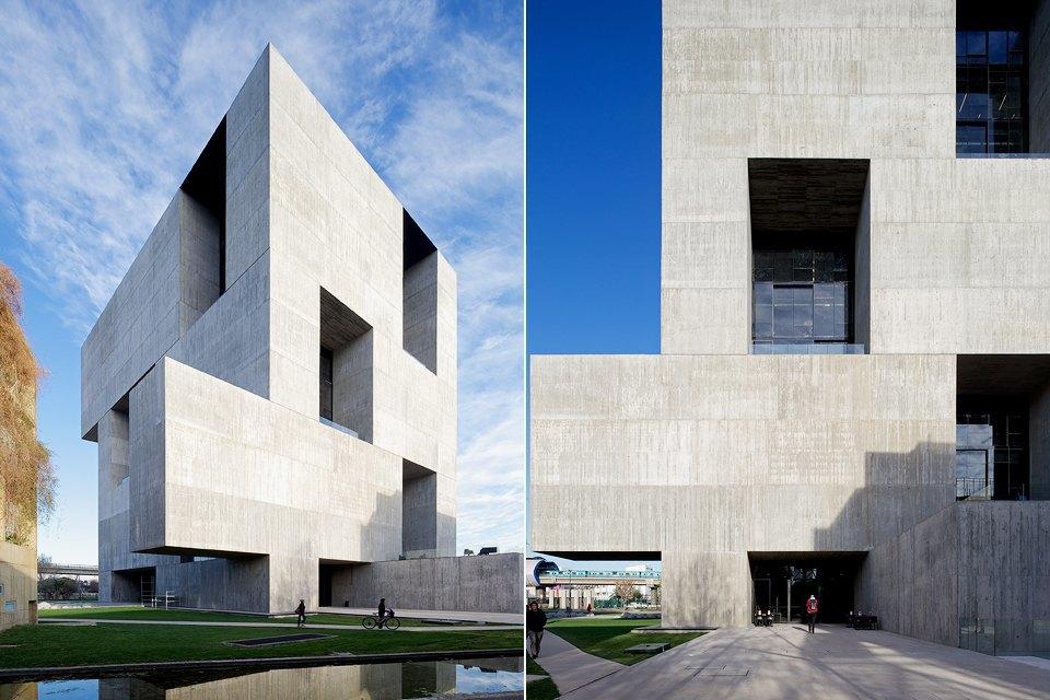 Пять самых интересных зданий ноября. Изображение № 12.