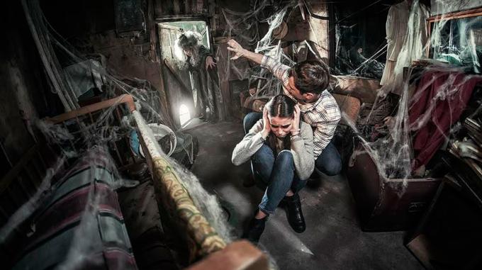 В Москве появился квест-перформанс сактёрами «Заброшенный дом». Изображение № 2.