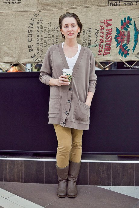 Люди в городе: Первые посетители Starbucks вСтокманне. Изображение № 26.