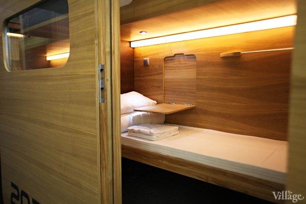Новое место: Капсульный отель Sleepbox Hotel Tverskaya. Изображение № 3.