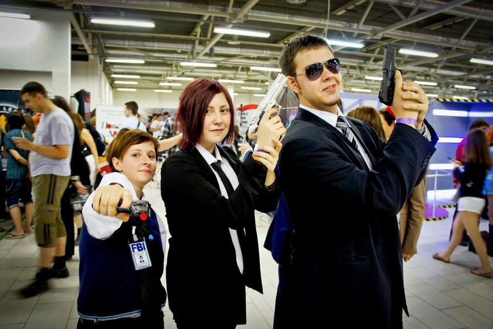 Фоторепортаж: Поклонники фантастики на фестивале «Старкон» в Петербурге. Изображение № 21.