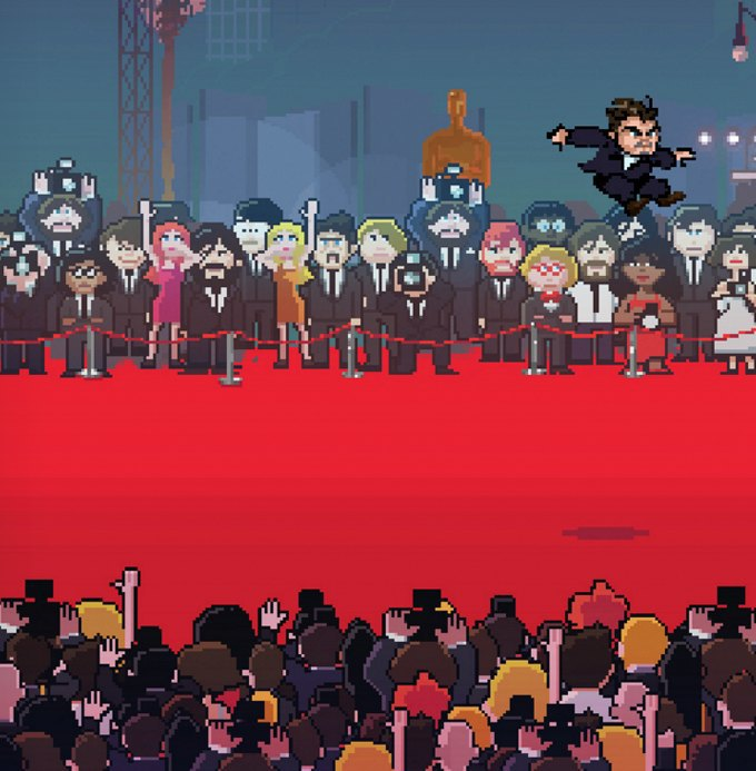 Концерт Монеточки, пятый сезон «Девочек» и игра про Леонардо Ди Каприо . Изображение № 5.