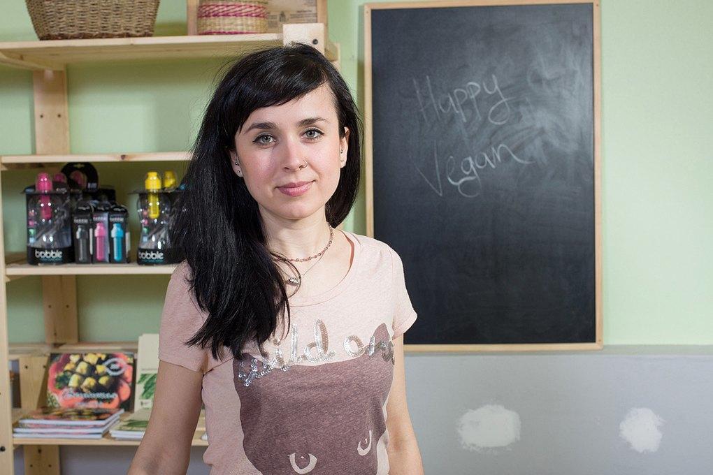 Зелёные силы: Как Happy Vegan Shop обслуживает вегетарианцев. Изображение № 2.
