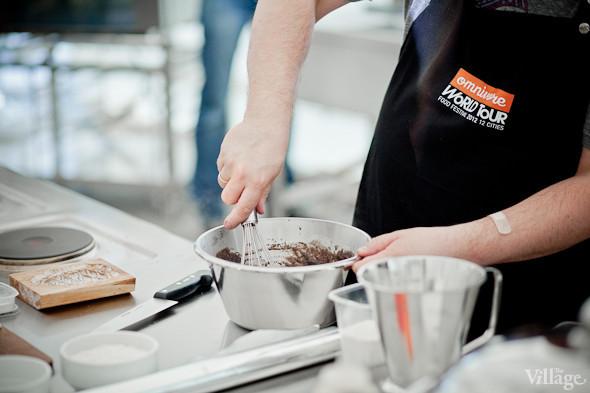 Omnivore Food Festival: Иван Шишкин готовит пеммикан и черемуховые полбяные пряники. Изображение № 15.
